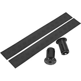 Supacaz Velvet Handlebar Tape gun metal